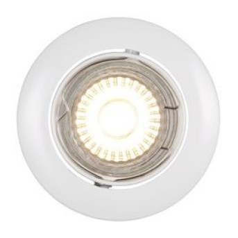 Nordlux RECESS recessed light LED white, 1-light source