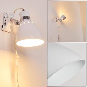 Stranderott Clamp-on Light white, 1-light source