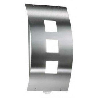 CMD AQUA TOMA Wall Light stainless steel, 1-light source, Motion sensor
