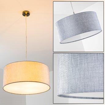 Norrfors Pendant Light matt nickel, 3-light sources