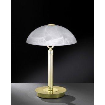 Wofi BRISTOL Table Lamp brass, 2-light sources