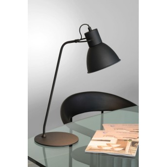 Lucide SHADI table lamp black, 1-light source