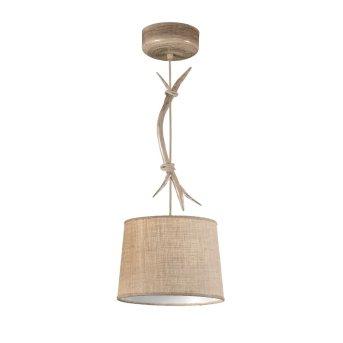 Pendant Light Mantra SABINA Light wood, 1-light source