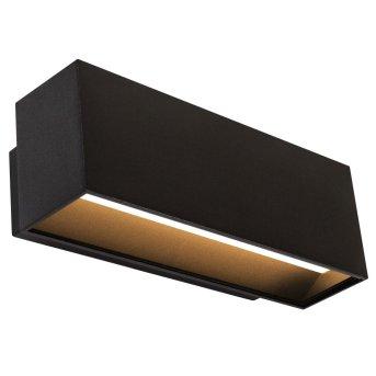 KS Verlichting Segment Wall Light LED black, 2-light sources