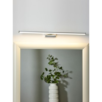 Lucide ONNO mirror light LED chrome, 1-light source