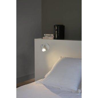 Faro Barcelona Orleans Wall Light white, 1-light source