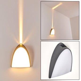 Hoist Outdoor Wall Light LED anthracite, 1-light source