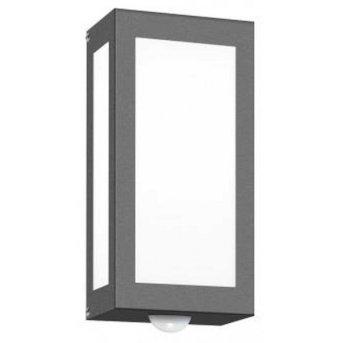 CMD AQUA RAIN Wall Light anthracite, 1-light source, Motion sensor