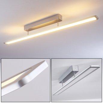 Armagh Ceiling Light LED aluminium, 1-light source