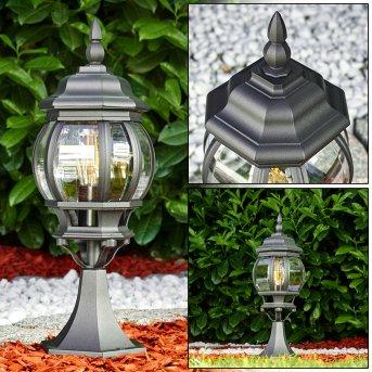 Lentua Pedestal Light black, 1-light source