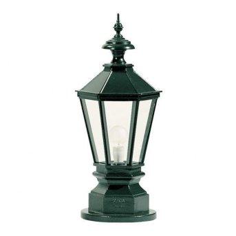 KS Verlichting York Pedestal Light black, 1-light source