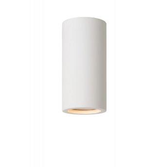 Lucide GIPSY ceiling light white, 1-light source