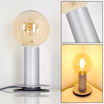 KIMSTAD Table Lamp silver, 1-light source