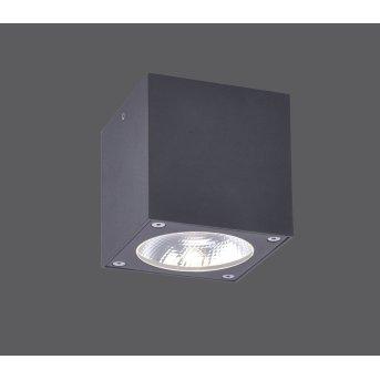 Paul Neuhaus GEORG Ceiling Light LED anthracite, 1-light source