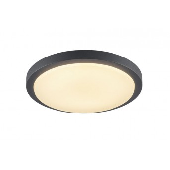 Outdoor Ceiling light SLV AINOS LED anthracite, 1-light source