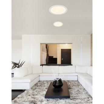 Globo NOAH recessed light LED white, 1-light source