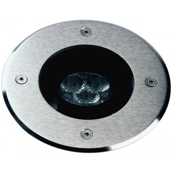 Albert 2188 recessed ground light LED stainless steel, 1-light source