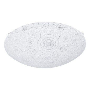 Eglo RICONTO wall and ceiling light LED white, 1-light source