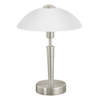 Eglo SOLO 1 Table Lamp matt nickel