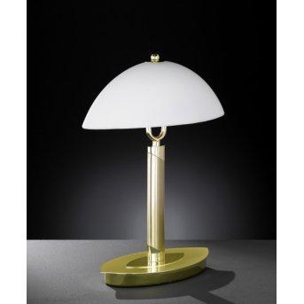 Wofi NEWTON Table Lamp brass, 2-light sources