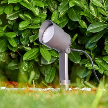 APENRADER garden spotlight LED anthracite, 1-light source