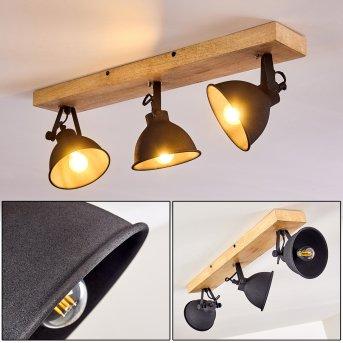 Svanfolk Ceiling Light Light wood, 3-light sources