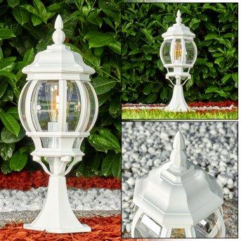 Lentua Pedestal Light white, 1-light source