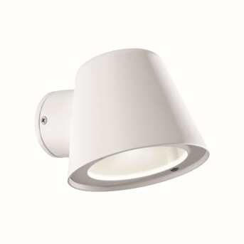 Ideal Lux GAS Outdoor Wall Light white, 1-light source