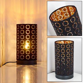 SONDERBORG Table Lamp black, 1-light source