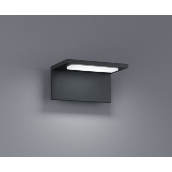 Trio TRAVE Outdoor Wall Light LED anthracite, 1-light source