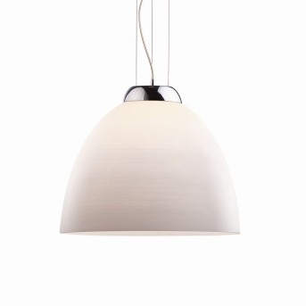 Ideal Lux TOLOMEO Pendant Light stainless steel, 1-light source