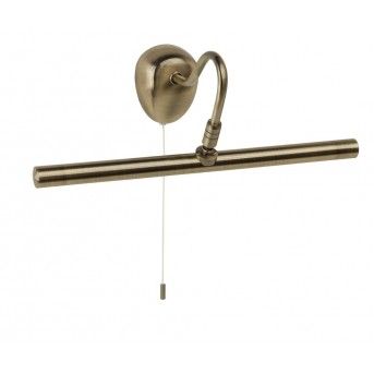 Wall Light Searchlight PICTURE LIGHTS LED brass, 1-light source