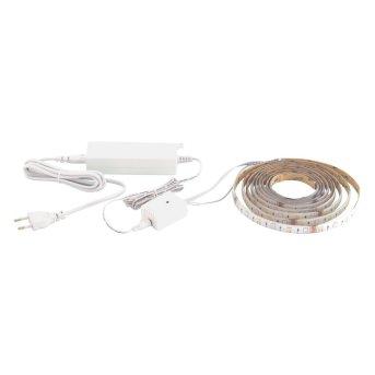 LED strips Eglo CONNECT STRIPE-C white, 1-light source, Colour changer