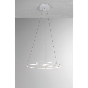 BOPP AT hanging light LED white, 1-light source