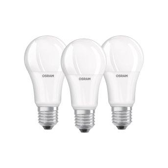 Osram LED E27 13 Watt 2700 Kelvin 1521 Lumen Set of 3