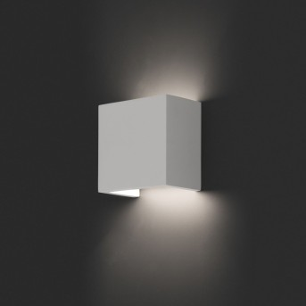 Faro Oslo wall light white, 1-light source