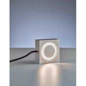 Tecnolumen Square Decorative light LED aluminium, 1-light source