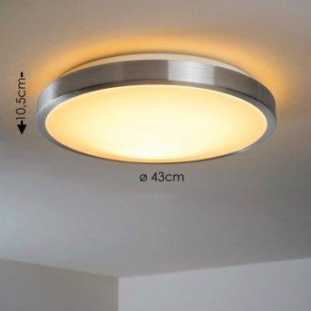 Sora ceiling light LED white, 1-light source