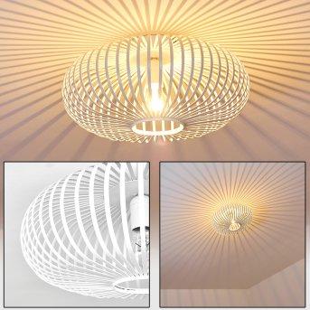 Ovari Ceiling Light white, 1-light source