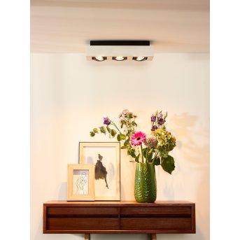 Ceiling Spotlight Lucide XIRAX LED white, 3-light sources