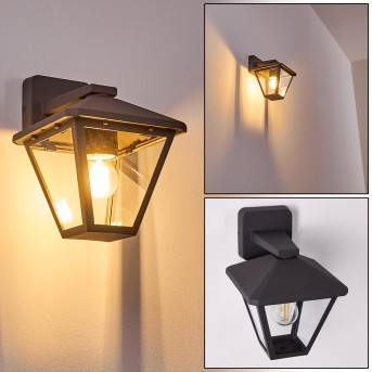 Malmberget Outdoor Wall Light anthracite, 1-light source