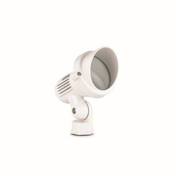 Ideal Lux TERRA Garden Spotlight white, 1-light source