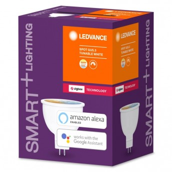 LEDVANCE SMART+ LED GU5,3 5 Watt 2700 Kelvin 350 Lumen