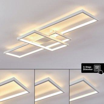 Hagenberg Ceiling Light LED white, 1-light source