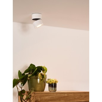 Lucide YUMIKO Ceiling light LED white, 1-light source
