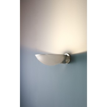Tecnolumen MSW 27 Wall light polished nickel, 1-light source