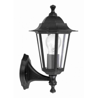 Eglo LATERNA 4 outdoor wall light black, 1-light source