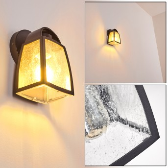 Trosa Outdoor Wall Light black, 1-light source