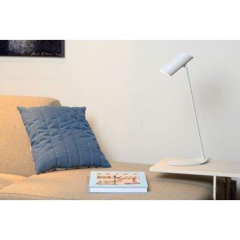 Lucide HESTER desk lamp white, 1-light source