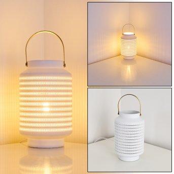 NAKAJIMA Table Lamp white, 1-light source